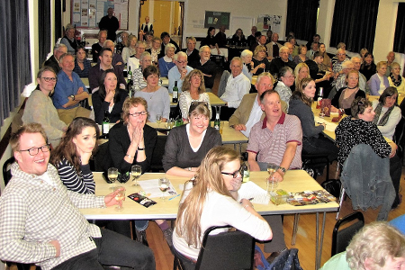April Fools Quiz audience
